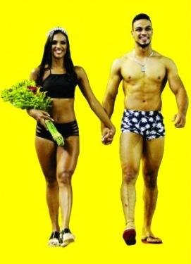Garoto e Garota Phytness 2019: Gelson Eduardo e Karolaine Pacheco (Academia Arena)