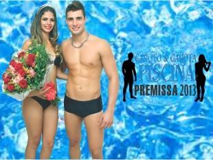 Garoto e Garota Piscina 2013: Brenda Souza (Maria Diniz) e Lucas Costa (Sesi)
