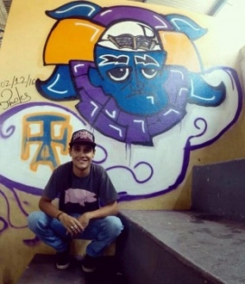 248ª MOSTRA GP: GRAFITE